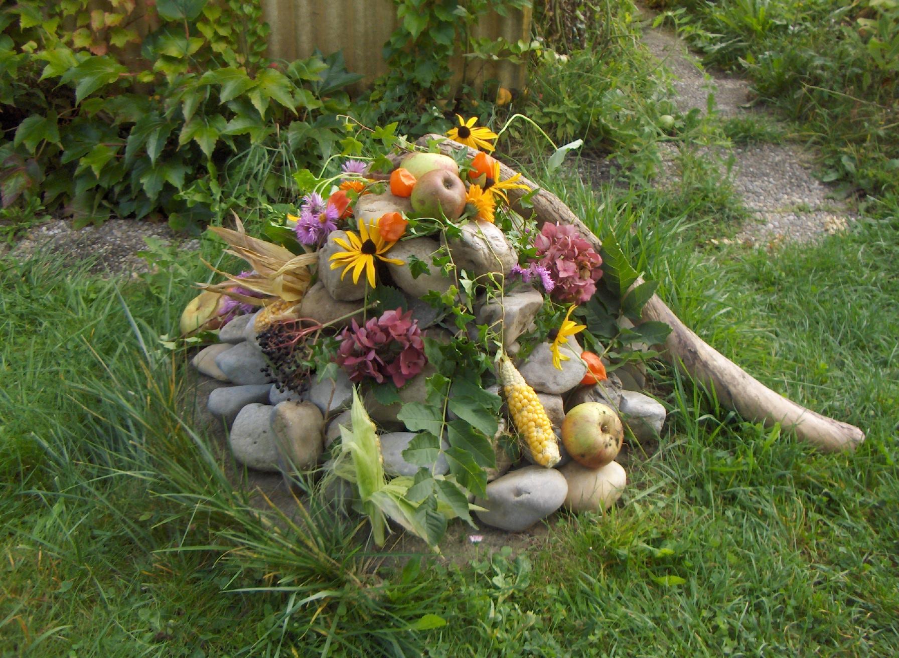 Garten Im September mein garten im september garten weden