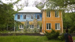 Schetinin-Schule außen